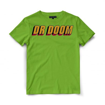 Custom T Shirts - Dr. Droom - Printed For Sale