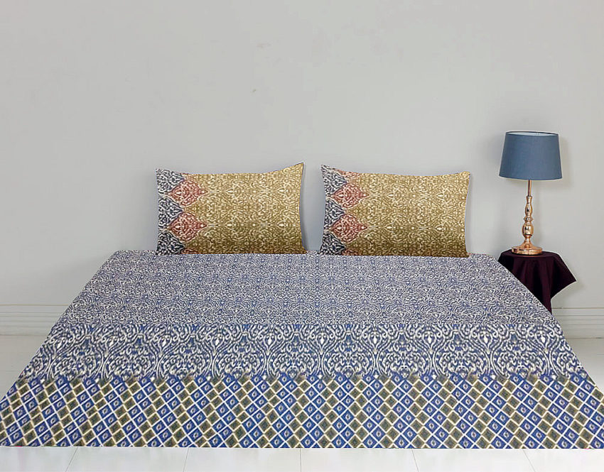 Double Bed Sheets American Printed For Sale