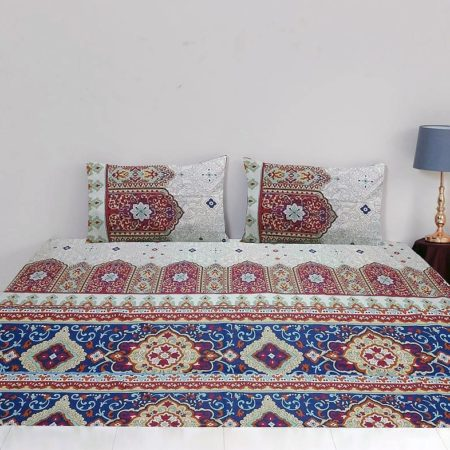 Queen Size Sheets Cotton Printed For Sale