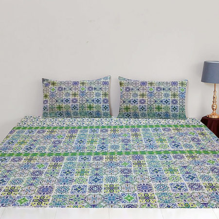Bedsheets American Cotton Printed For Sale