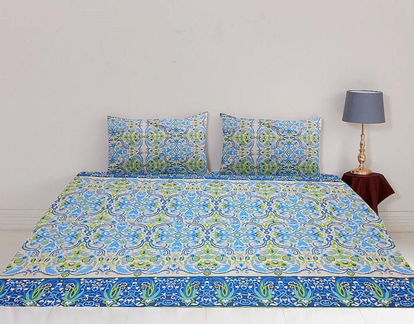 American Bed Sheets Cotton Printed For Sale