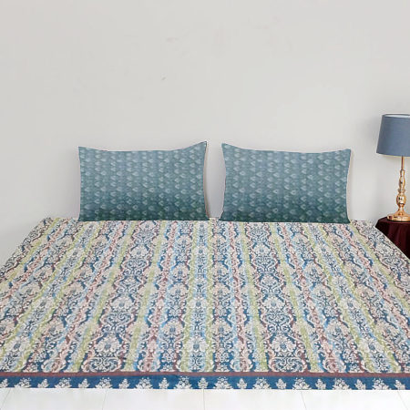King Single Sheets Cotton Printed For Sale