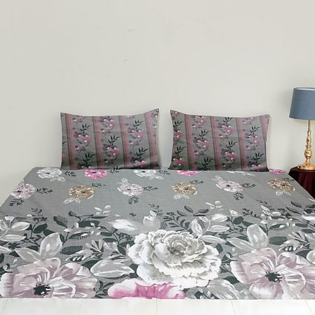 King Size Sheets Cotton Printed For Sale