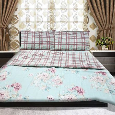 Fitted Bed Sheets 3 Piece Multi-Color For Sale
