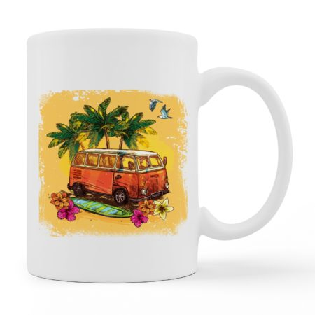 Coffee Mugs - Desert - White Color For Sale
