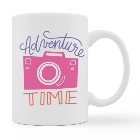 Coffee Mugs - Adventure Time - White Color For Sale