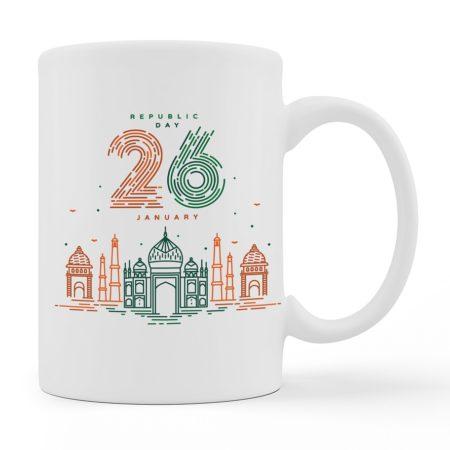 Coffee Mugs - 26 - White Color For Sale