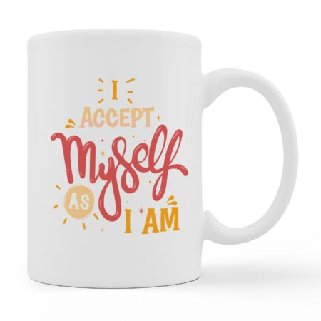 Coffee Mugs - Accept - White Color For Sale